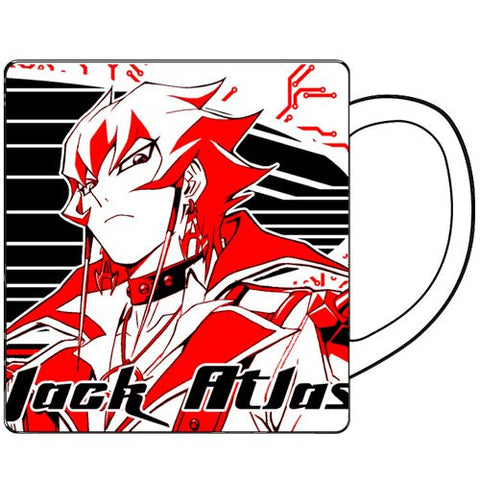 Yu-Gi-Oh! 5D's - Jack Atlas - Red Demon's Dragon - Mug (Cospa)