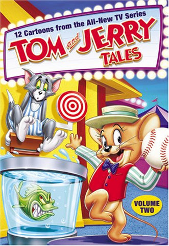 Image for Tom And Jerry Tales Vol.2