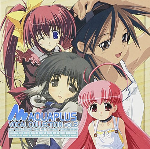 Image for Aquaplus Vocal Collection Vol.2