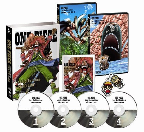Image 2 for One Piece Log Collection - Grand Line [Limited Pressing]