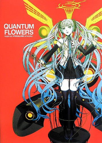 Image 1 for Vocaloid   Quantum Flowers Nagimiso Vocaloid Artworks