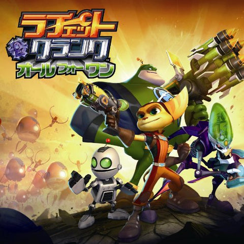 Image for Ratchet & Clank: All 4 One