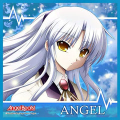 Angel Beats! - Tenshi - Towel - Mini Towel (Broccoli)