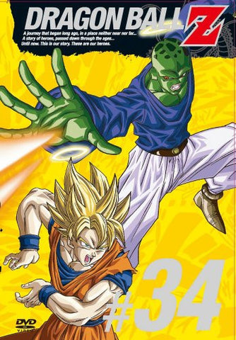Image for Dragon Ball Z Vol.34
