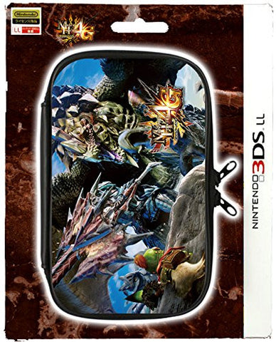 Image for Monster Hunter 4G Pouch for 3DS LL