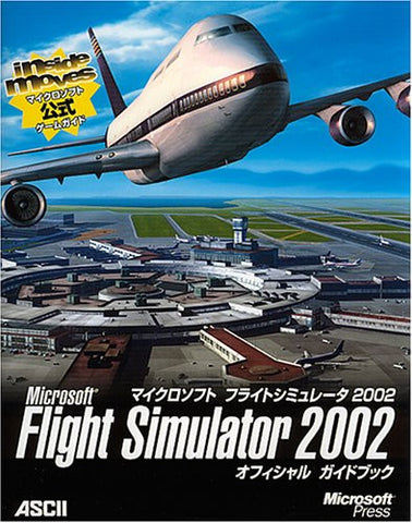 Image for Microsoft Flight Simulator 2002 Official Guide Book / Windows