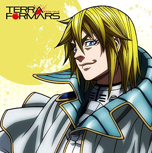 Image 1 for Terra Formars - Joseph Gustav Newton - Mini Towel - Mofumofu Mini Towel - Towel (ACG)