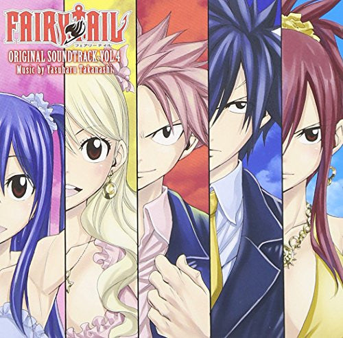 FAIRY TAIL ORIGINAL SOUNDTRACK VOL.4