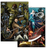 Thumbnail 4 for Sengoku Basara - Wall Calendar - 2013 (I's Entertainment)