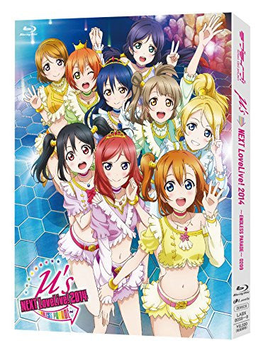 Image 1 for Love Live M's - Next Lovelive 2014 - Endless Parade