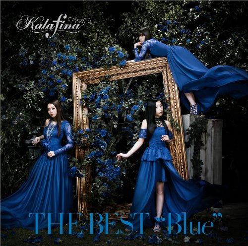 "Image 1 for THE BEST ""Blue"" / Kalafina"