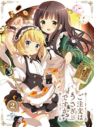 Image 1 for Is The Order A Rabbit Vol.2 [Limited Edition]