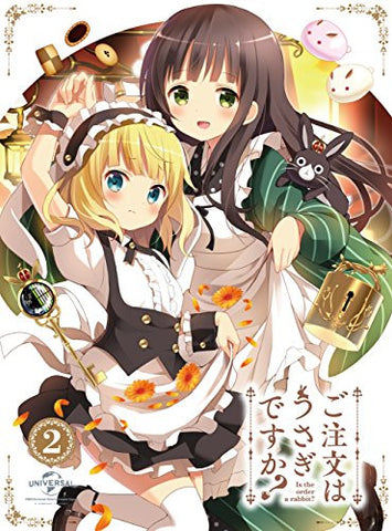 Image for Is The Order A Rabbit Vol.2 [Limited Edition]