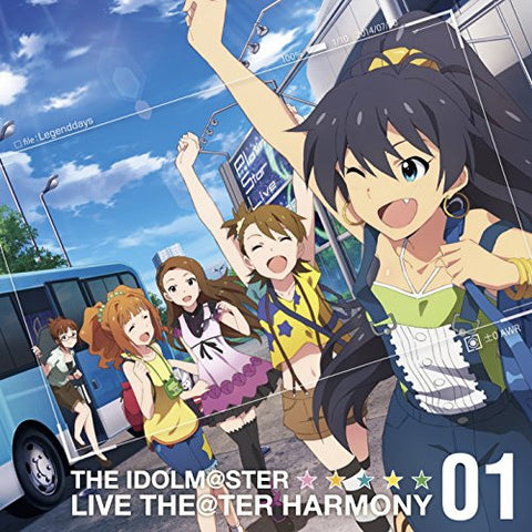 Image for THE IDOLM@STER LIVE THE@TER HARMONY 01