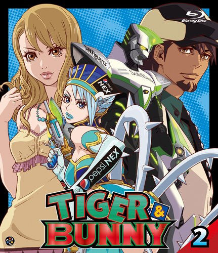 Image 3 for Tiger & Bunny 2