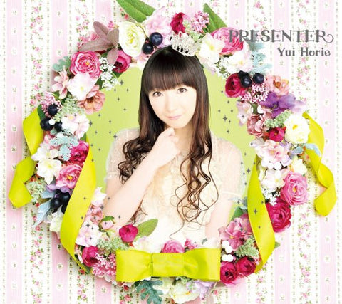 Image for PRESENTER / Yui Horie [Limited Edition]