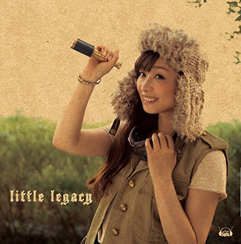 Image for little legacy / Asami Imai [with DVD]