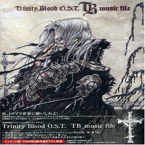 Image 1 for Trinity Blood O.S.T. TB_music file