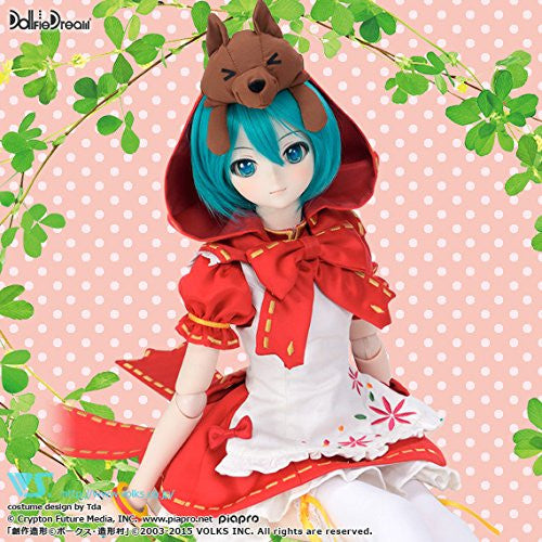 Image 3 for Vocaloid - Hatsune Miku - Doll Clothes - Dollfie Dream Character Clothing - Mikuzukin Dress Set - 1/3 (Volks)