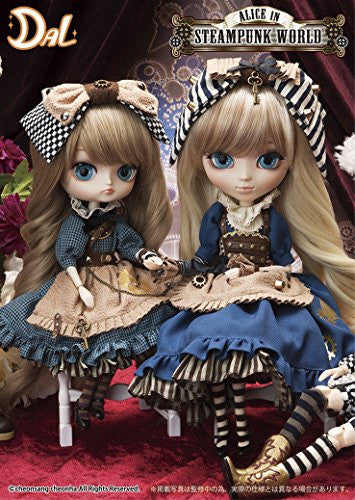 Image 2 for Dal D-155 - Pullip (Line) - 1/6 - Alice In Steampunk World (Groove)