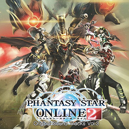 Image 1 for Phantasy Star Online 2 Original Sound Tracks Vol.3
