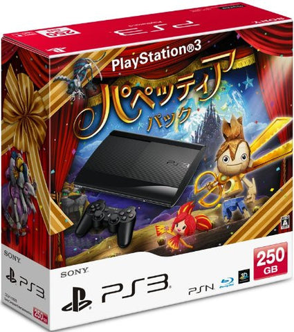 Image for PlayStation3 New Slim Console - Puppeteer Pack
