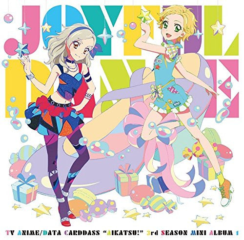 Image 1 for Aikatsu! 3rd Season Insert Song Mini Album Joyful Dance