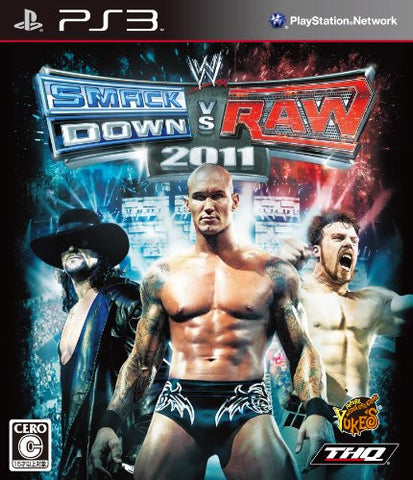 Image for WWE Smackdown vs Raw 2011
