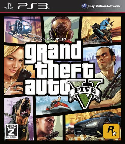 Image for Grand Theft Auto V