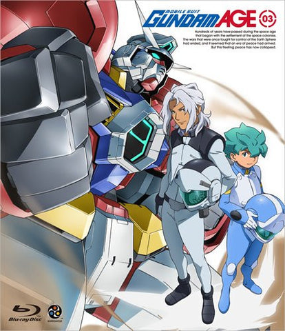 Image for Mobile Suits Gundam Age Vol.3