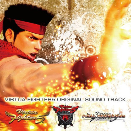 Image 1 for VIRTUA FIGHTER5 ORIGINAL SOUND TRACK