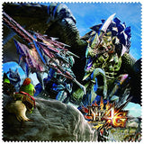 Thumbnail 2 for Monster Hunter 4G Cleaning Cloth for 3DS