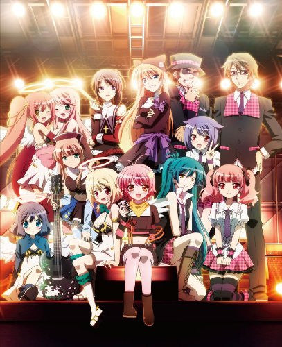 Image 3 for Kira Kira 5th Anniversary Live Anime Kick Start Generation [DVD+CD]