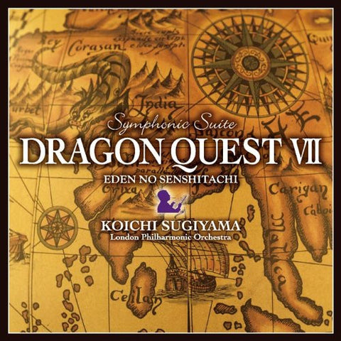 Image for Symphonic Suite Dragon Quest VII Warriors of Eden