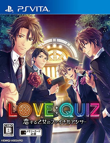 Image for Love:Quiz Koi Suru Otome no Final Answer