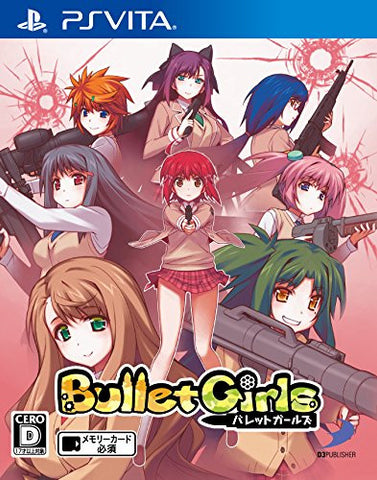 Image for Bullet Girls