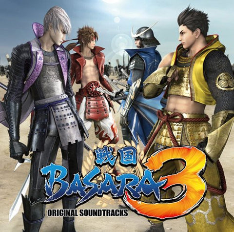 Image for Sengoku BASARA 3 Original Soundtracks