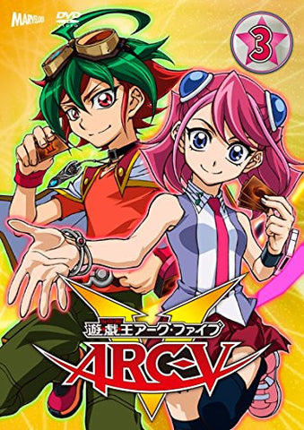 Image for Yu-gi-oh Arc-v Turn Vol.3