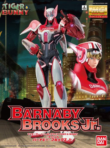 Image 6 for Tiger & Bunny - Barnaby Brooks Jr. - MG Figurerise - 1/8 (Bandai)