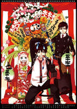 Thumbnail 2 for Ao no Exorcist - Comic Calendar - Wall Calendar - 2013 (Shueisha)[Magazine]
