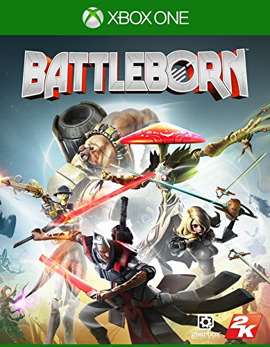 Image 1 for Battleborn