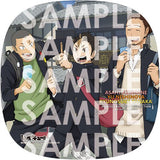 Thumbnail 3 for Haikyuu!! - Tsukishima Kei - Yamaguchi Tadashi - Haikyuu!! - Kutsurogi Collection -Hokago Rotation- - Mousepad (Sol International)
