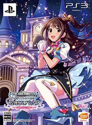 TV Anime Idolm@ster Cinderella G4U! Vol.1 (Game Only)