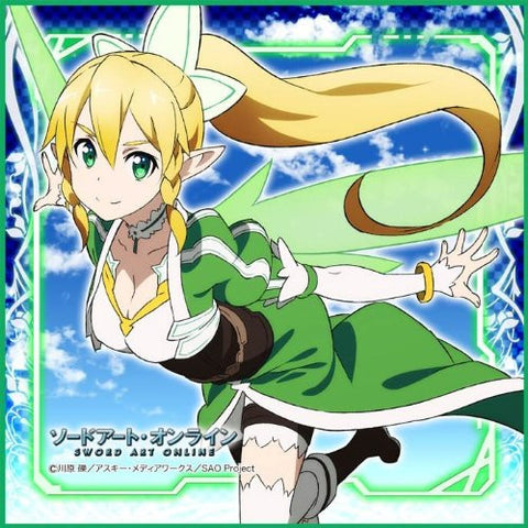 Image for Sword Art Online - Leafa - Mini Towel - Towel - Fairy Dance Arc (Broccoli)