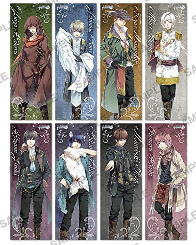 Image 1 for NORN9 Norn+Nonette - Yuiga Kakeru - Pos x Pos Collection - Stick Poster - NORN9 Norn+Nonette Pos x Pos Collection Vol. 2 - Dream ver. (Media Factory)