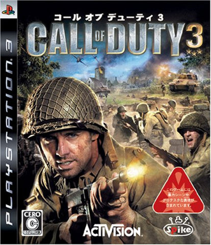 Image for Call of Duty 3