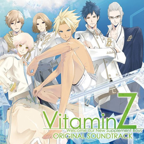 Image for VitaminZ Original Soundtrack