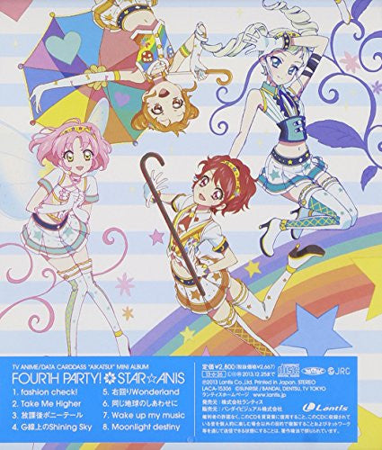 Image 2 for Aikatsu! Mini Album Fourth Party! / STAR☆ANIS