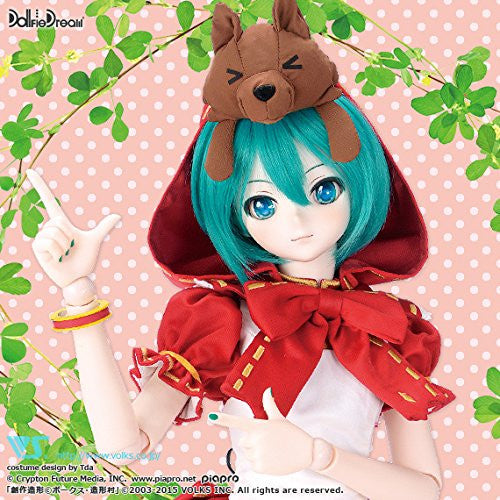 Image 7 for Vocaloid - Hatsune Miku - Doll Clothes - Dollfie Dream Character Clothing - Mikuzukin Dress Set - 1/3 (Volks)