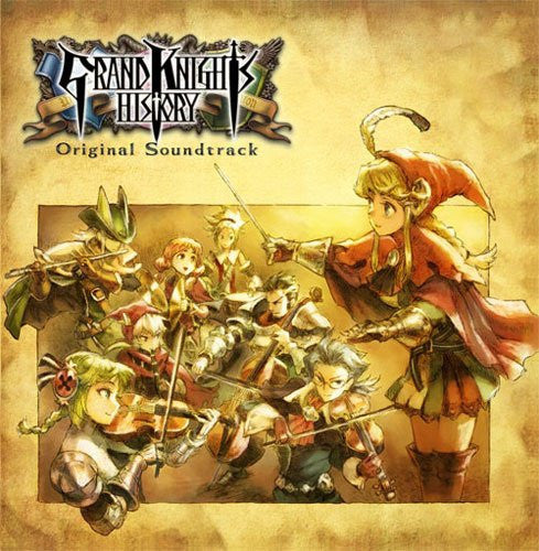 Image 1 for Grand Knights History Original Soundtrack